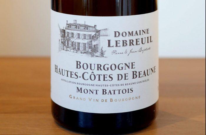 Bourgogne Hautes cotes de Beaune Mont Ba